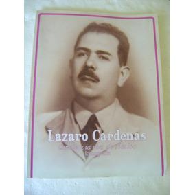 I7 Lazaro Cardenas, Conciencia Viva. Iconografia. C. Barros