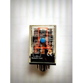 Relé Eletromecânico Omron De Potência