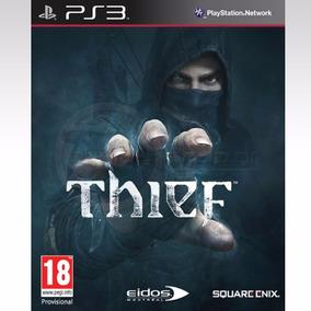 Jogo Thief Mídia Física Play 3 Ps3 Novo Original Lacrado