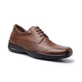 Sapato Casual Masculino Em Couro Pelica Arb 802 Di Pollini