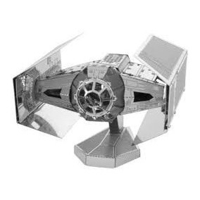 Puzzle 3d Metalic Star Wars Nave De Darth Vader Fascination.