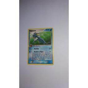 Carta Pokemon Tcg - Vaporeon Promo Pop Series 3