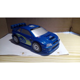 Modelo Hot Wheels Nitrox2 Subaru Rally Usado Perfecto Estado