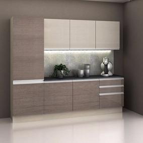 Amoblamiento De Cocina Mueble Bajo Mesada Alacena Nueva
