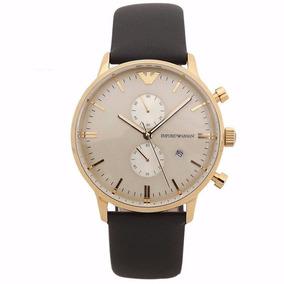 ad45ca30032 Relogio Armani Dourado Masculino Emporio - Relógios De Pulso no ...