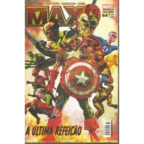 Marvel Max 64 - Panini - Bonellihq Cx17 I17