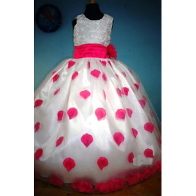 Vestidos de graduacion color rosa fiusha