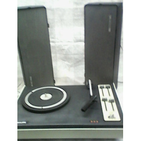 Toca Discos Philips Gf 603 - Eletrônicos 326dc3b6d41