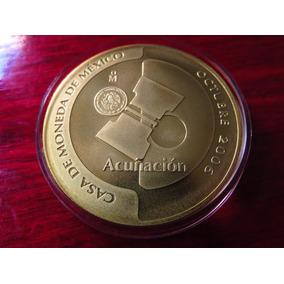 Moneda Medalla Acuñacion & Cospeleo Casa De Moneda Año 2006