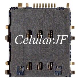 Conector Sim Card Galaxy Tab S T705 Suporte Slot Frete Grats