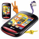 Lg T310 Câmera 2mpx Rádio Fm Mp3 Player Touch + Nf +garantia
