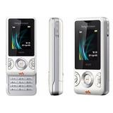 Sony Ericsson W205 Branco Sem Tampa E Bateria