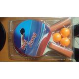 Raquetas Ping Pong