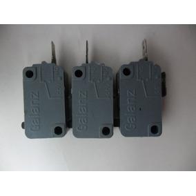 10 Micro Chaves Fim De Curso Microondas 2 Contatos No