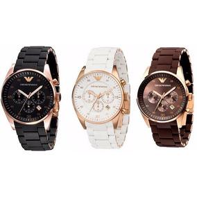 7ef527678cf Oculos Armani 9285 - Relógio Feminino no Mercado Livre Brasil