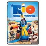 Dvd: Rio La Pelicula