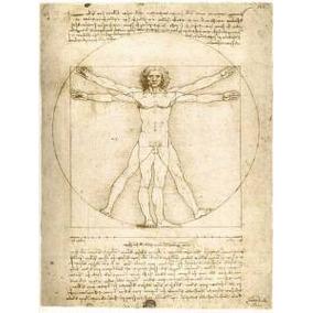 Rompecabezas 1000 Piezas El Hombre Da Vinci Ravensburger