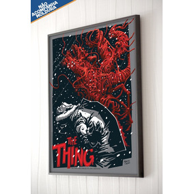 Poster Arte Exclusiva - The Thing