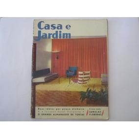 Casa E Jardim Nº 51 - 1959