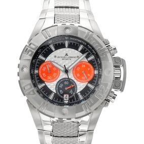 Reloj Jacques Lemans Sports Powerchrono, Acero 2 Sp0