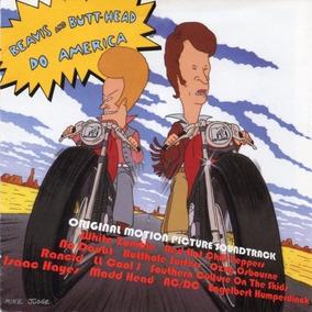 Cd Beavis And Butt-head Do America Trilha Sonora 1996 Import