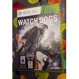 Watch Dogs Xbox 360 Barato
