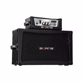 Cabeçote Caixa Para Guitarra Valvulado Borne Clássico T7