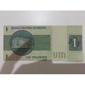 Nota 1 Cruzeiro! Verdadeira, Meu Avo Era Colecionador