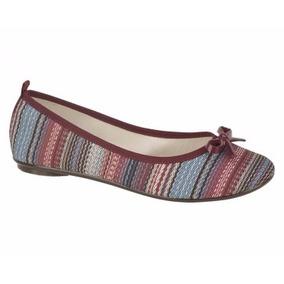 b053292d2d Sapatilha Moleca Promoção Feminino - Sapatos Bordô no Mercado Livre ...