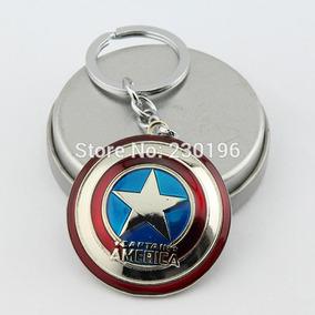 92a9392dc4b60 Chaveiro Capitão America Marvel Comics Avenger Pronta Entreg