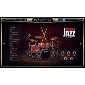 Addictive Drums 2.5 Completo C/ Todos Os Kits