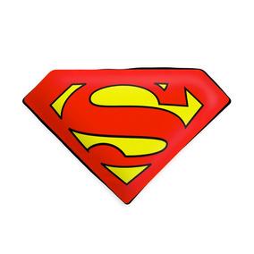 Peso De Porta Simbolo Super Homem Super Heróis Geek Import