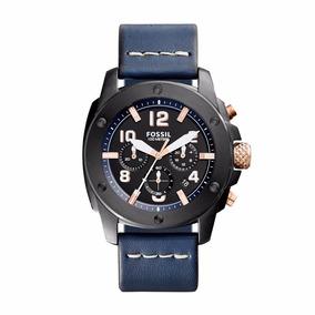 47a179435df Relógio Fossil Blue - Relógios De Pulso no Mercado Livre Brasil