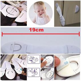 5 Travas Gavetas + 5 Proteção Silicone Quina Bebês