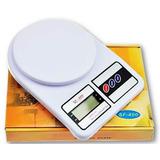 Kit 2 Balança Cozinha Alimento Precisão Digital Sf-400 Unli@