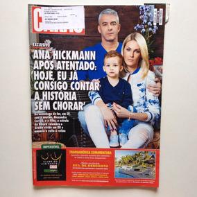Usado - São Paulo · Revista Caras Ana Hickmann Roberta Rodrigues Bia Nº1178 23fa6a11cd