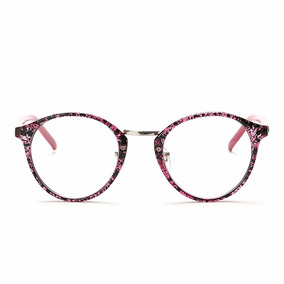 1 vendido - São Paulo · Kit Dois Óculos P Grau Acetato Redondo Masculino  Feminino Ga bfa986ad88