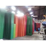 Canastillas Plásticas Fabricantes Todos Los Colores