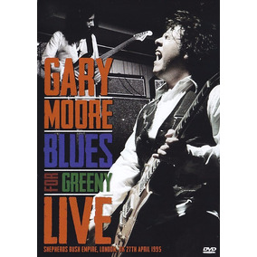 Gary Moore Blues For Greeny Dvd