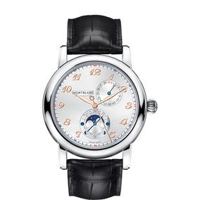Relógio Montblanc 113848 Star Twin Moonphase Automatico