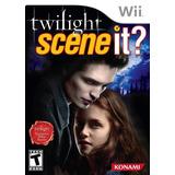 Wii Twilight Scene It Nuevo