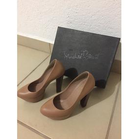 Zapatos Michel Domit Beige (usados)