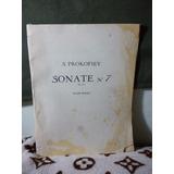 Partitura Sonata Para Piano No. 7 De Prokofiev