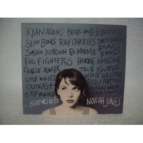 Cd Norah Jones- Featuring...- Foo Fighters, Dolly Parton