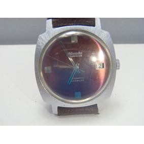 Reloj Nivada Campeon Automatico Suizo Vintage