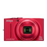 Camara Nikon Coolpix S8200