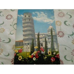Cartão Postal Pisa - Itália - Frete Promocional