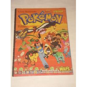 Álbum Pokémon - Panini - 2007