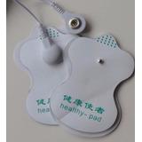 Kit Com 20 Unid De Eletrodos Aparelho Tens Fes Fisioterapia
