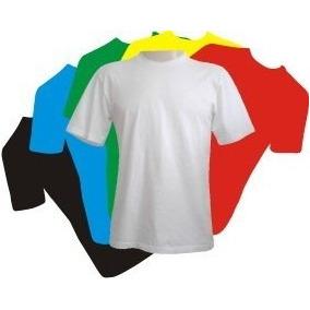 Camiseta Manga Curta Com Fps Uv 50+